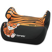 LORELLI Autosedište TOPO COMFORT 15-36kg Tiger Black Orange 10070992002