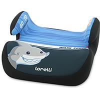 LORELLI Autosedište TOPO COMFORT 15-36kg Shark Light-Dark Blue 10070992004