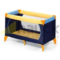 Hauck prenosivi krevetac Dream n Play yellow/blue/navy 5010031 - Kliknite za detalje