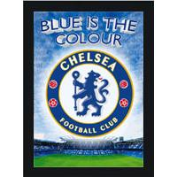 3D slika - Chelsea: Blue is the colour - Kliknite za detalje