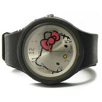 Hello Kitty Ručni časovnik 5708 silicone black