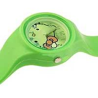 Hello Kitty Ručni časovnik 5708 silicone green