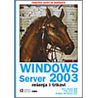 Windows Server 2003 - rešenja i trikovi (270) - Kliknite za detalje