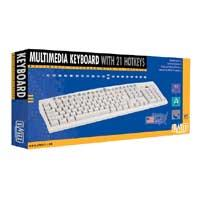 Sweex - Multimedia Keyboard SW-20 - Kliknite za detalje
