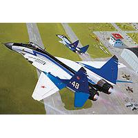 Revell maketa MiG-29 The Swifts Aerobatic Sq RV04007/030 - Kliknite za detalje