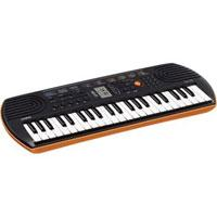 Casio - Mini klavijatura SA-76 orange - Kliknite za detalje
