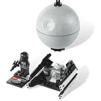 LEGO Star Wars TIE Interceptor & Death Star LE9676 - Kliknite za detalje