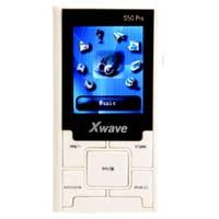 Xwave S-50 - MP3 / MP4 player - White - Kliknite za detalje