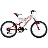 Mountain Bike MTB Apolon 20/6HT belo-crveno 905235-14 - Kliknite za detalje