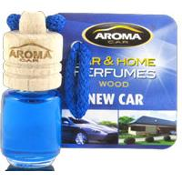 Aroma tečni osveživač 6ml Wood New Car 660204 - Kliknite za detalje