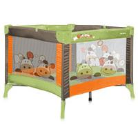 Bertoni Ogradica za bebe Playstation Cows Orange Green 10080401301 - Kliknite za detalje