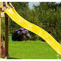 Tobogan Spust 240 cm Jungle Gym sa TUV Sertifikatom - Yellow - Kliknite za detalje