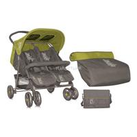 Bertoni Kolica za blizance Twin Apple Green Beloved Babies 10020071456 - Kliknite za detalje