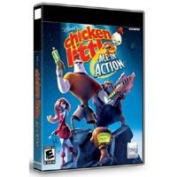 Chicken Little - Ace in Action - Walt Disney - PC video igra - Kliknite za detalje