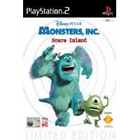 Monsters Inc - Scare island - PS2 - Kliknite za detalje
