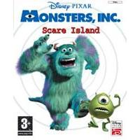 Monsters Inc - Scare island - PC - Kliknite za detalje