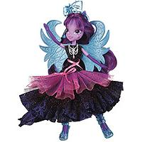 Hasbro My Little Pony Lutka Equestria Girl Super Fashion Twilight Sparkle A8059 - Kliknite za detalje