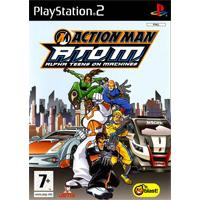 Igrica za Sony Playstation 2 PS2 Action Man A.T.O.M. Alpha Teens On Machines - Kliknite za detalje