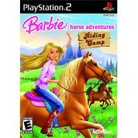 Igrica za Sony Playstation 2 PS2 Barbie Horse Adventures: Riding Camp - Kliknite za detalje