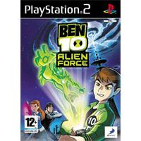 Igrica za Sony Playstation 2 PS2 Ben 10: Alien Force - Kliknite za detalje