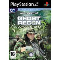 Igrica za Sony Playstation 2 PS2 Ghost Recon: Jungle Storm - Kliknite za detalje