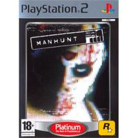 Igrica za Sony Playstation 2 PS2 Manhunt Platinum - Kliknite za detalje