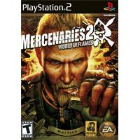 Igrica za Sony Playstation 2 PS2 Mercenaries 2: World in Flames - Kliknite za detalje