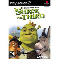 Igrica za Sony Playstation 2 PS2 Shrek the Third - Kliknite za detalje