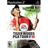 Igrica za Sony Playstation 2 PS2 Tiger Woods PGA Tour 10 - Kliknite za detalje