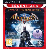 Igrica za Sony Playstation 3 Batman: Arkham Asylum Game of the Year Edition Essentials - Kliknite za detalje