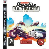Igrica za Sony Playstation 3 PS3 Burnout Paradise: The Ultimate Box - Kliknite za detalje