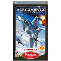 Igrica za PSP Playstation Portable Ace Combat X: Skies of Deception Platinum - Kliknite za detalje