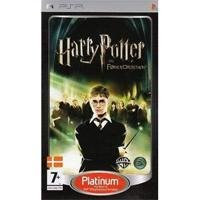 Igrica za PSP Playstation Portable Harry Potter and the Order of the Phoenix Platinum - Kliknite za detalje
