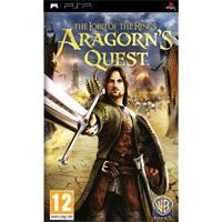 Igrica za PSP Playstation Portable Lord of the Rings: Aragorns Quest - Kliknite za detalje