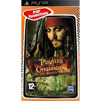 Igrica za PSP Playstation Portable Pirates of the Caribbean: Dead Mans Chest Essentials - Kliknite za detalje