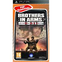 Igrica za PSP Playstation Portable Brothers in Arms: D-Day Essentials - Kliknite za detalje