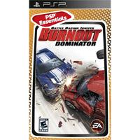 Igrica za PSP Playstation Portable Burnout Dominator Essentials - Kliknite za detalje
