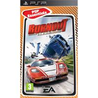 Igrica za PSP Playstation Portable Burnout: Legends Essentials - Kliknite za detalje