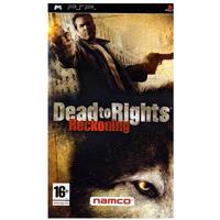 Igrica za PSP Playstation Portable Dead to Rights: Reckoning - Kliknite za detalje