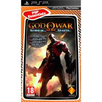 Igrica za PSP Playstation Portable God of War: Ghost of Sparta Essentials - Kliknite za detalje