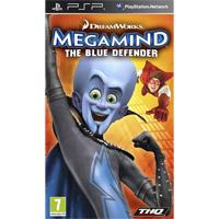 Igrica za PSP Playstation Portable Megamind: The Blue Defender - Kliknite za detalje