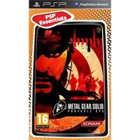 Igrica za PSP Playstation Portable Metal Gear Solid: Portable Ops Essentials - Kliknite za detalje