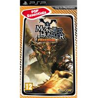 Igrica za PSP Playstation Portable Monster Hunter: Freedom Essentials - Kliknite za detalje