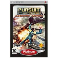 Igrica za PSP Playstation Portable Pursuit Force: Extreme Justice Platinum - Kliknite za detalje