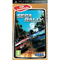 Igrica za PSP Playstation Portable Sega Rally Essentials - Kliknite za detalje