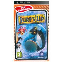 Igrica za PSP Playstation Portable Surfs Up Essentials - Kliknite za detalje