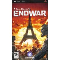 Igrica za PSP Playstation Portable Tom Clancys End War - Kliknite za detalje