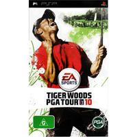 Igrica za PSP Playstation Portable Tiger Woods PGA Tour 10 - Kliknite za detalje