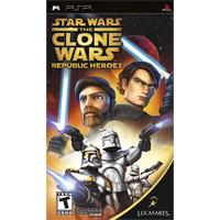 Igrica za PSP Playstation Portable Star Wars The Clone Wars: Republic Heroes - Kliknite za detalje