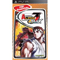 Igrica za PSP Playstation Portable Street Fighter Alpha 3 Max Essentials - Kliknite za detalje
